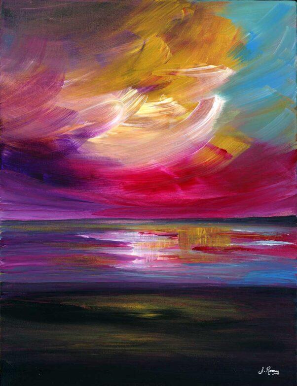 Celestial sky