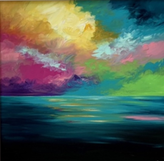 """The Light Within"""" - Jacqueline Rooney"""